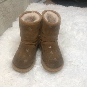 Kids Star Ugg Boots